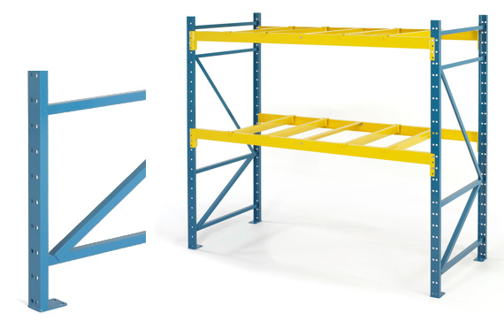 Structural Style Pallet Racking