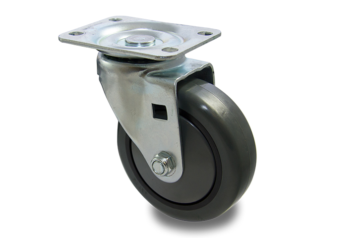 32 Series Top Plate Institutional Casters