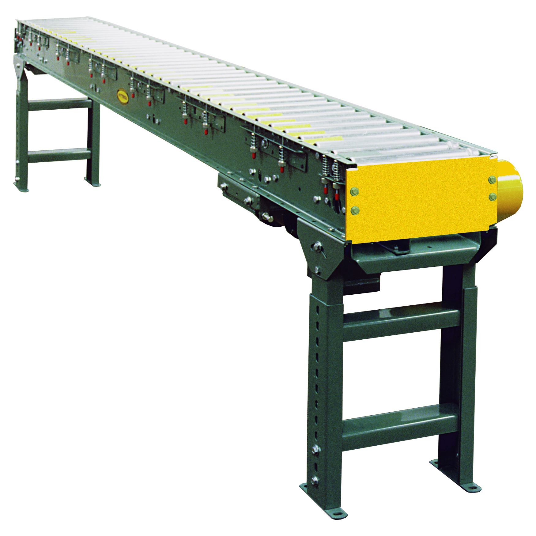 Live-Roller Conveyor Systems